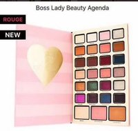 Wholesale Lady Easy Wear - New Boss Lady Beauty Agenda Eyeshadow don't let today be a waste of makeup Waterproof Matte 27 color EyeShadow Palette high quality DHL