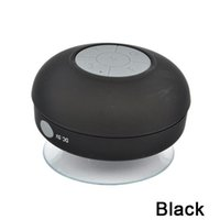 док-станция для динамиков оптовых-Wholesale- BTS-06 Portable Blutooth Boombox Subwoofer Waterproof Shower Mini Wireless Bluetooth Speaker Music Audio Receiver phone Hoparlor