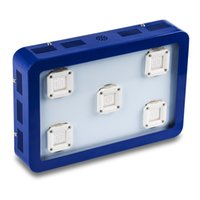 Wholesale Stage Lighting Cases - Dimmable Bestva X5 1500W LED Grow Light Best for All Stages Indoor Hydro Aeroponic Plant growth lighting (blue case)
