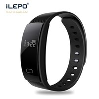 Impermeável IP67 Smart banda QS80 com bluetooth fitness tracker smartband wristband fitbit watch Para telefone Android ao ar livre ios