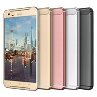 Wholesale One Android Phone 13mp - Refurbished Original HTC ONE X9 4G LTE Unlocked Dual SIM 5.5 inch Octa Core 3GB RAM 32GB ROM 13MP Camera Android Mobile Cell Phone DHL 1pcs
