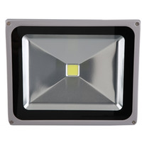 Wholesale Outside Security - Wholesale- 1Pc 50W LED Outdoor Outside Garden Garage Drive Security Wall Flood RGB Light