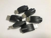 şarj cihazı elektronik ücretlendiriyor toptan satış-Ego kablosuz USB şarj elektronik sigara taşınabilir şarj şarj adaptörü tüm ego 510 konu pil vape kalem vaporzer CE3 pil