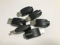 ladegerät lädt elektronik großhandel-Ego Wireless USB-Ladegerät elektronische Zigarette tragbares Ladegerät Ladeadapter für alle Ego 510 Faden Akku Vape Pen Vaporzer CE3 Akku
