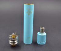 elektronik sigara ayarı toptan satış-Toptan Satış - vapelyfe mekanik elektronik sigara Rebuildable damlama RDA mod seti 5 renk Buhar kiti