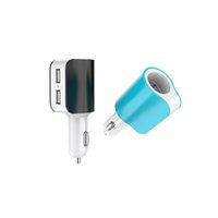 Wholesale auto car data for sale - 3 in Charger USB Wall Travel Home Chargers Car Auto Adapter Data Charger for car phone