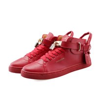 Wholesale Disposable Locks - Lock Genuine Leather original works of genuine pinnacle Fashion from top brand exclusive mold soft rubber outsole shoes leisure women Boots