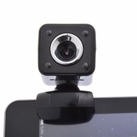 Wholesale sell laptops china resale online - Hot Selling USB MP LED HD Webcam Web Cam Camera with MIC for Laptop Computer Gift Dec