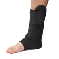Wholesale Knee Support Leggings - Wholesale- 1pc Protection Leg Fits All Ankle Genie Zip Up Compression Support Sports Care Safety Ankle Leg Warmers Leggings Knee Warmer