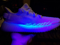 zebra football Canada - 2017 High Quality 350 Boost V2 Zebra Releases Running Shoes Sneakers Sply Boost 350V2 Kanye West 350 Boosts White Black Red 36-45