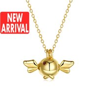 Wholesale Cheap Fish For Sale - Gold necklace for women Fish pendant Initial necklace Discount Fashion Brands Designer Online Store With Cheap Price For Sale