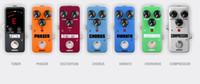 Wholesale Mini Distortion Pedal - KOKKO FOD2 FDD2 FOD5 FRB2 FLP2 FTN2 Mini Guitar Effect Overload distortion analog delay reverberation compression recording Guitar pedal