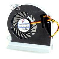 ventilador de la cpu del ordenador portátil msi al por mayor-Ventilador de CPU de alta calidad para laptop / notebook fit para MSI GE70 GE60 serie de notebook PAAD0615SL 3pin 0.55A 5VDC N039
