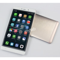 Wholesale Cell Phone Touch Slim - 6 Inch Android 6.0 YBZ M2 1GB 4GB 3G WCDMA Smart Cell Phone Quad Core MTK6580 Dual Sim Ultra Slim Unlocked