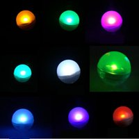 Wholesale Led Event Ball - Hot selling LED Fairy Pearls Battery Operated Mini Twinkle LED Light Berries 2CM Floating LED Ball For Wedding Party Events Decoration
