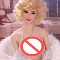 Wholesale Japanese Sexs Doll Real - Top quality 165cm life like sex doll,Full silicone sex dolls, real oral sex doll for men with oral anal breast sexs