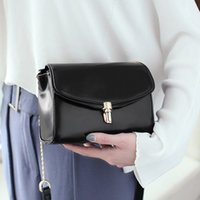 Wholesale Rabbit Bullet - The new restore ancient ways small package The bullet lock chain BaoChao Simple fashion one shoulder aslant female bag