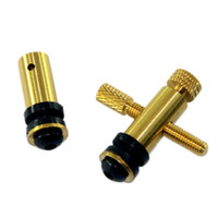 Wholesale Brass Post Tattoo - 5SETS M4 BRASS TATTOO MACHINE BINDING POST 03 AIR MAIL