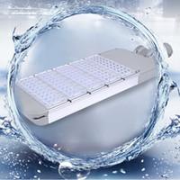 china iluminação led direta venda por atacado-Luzes de rua de LED 150 W 100 W 50 W AC85-265V PF0.95 MEANWELL 130-140LM Lâmpadas De Alumínio Ao Ar Livre À Prova D 'Água Diecast Direto Shenzhen China fábrica