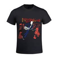 Wholesale crows foot - Buckethead 3 Foot Clearance Men Shirt Crew Neck With Sayings lonzo ball Print T-Shirt Male Brand T Shirt Funny T-Shirt Men