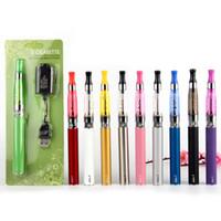 zerstäuber ce4 vs ce5 großhandel-Ego-T Blister Kit Vape Pen CE5 Zerstäuber Ego-T Batterie E-Zigaretten Kit EGO-T Starter Kit Blister 650mAh / 900mAh / 1100mAh VS CE4 CE3 EVOD