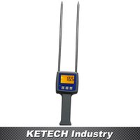 Wholesale Portable Moisture Tester - Wholesale- TK100G11 Portable 11Kinds Flour   Powder Grains Moisture Meter Tester