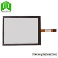 panel táctil de membrana al por mayor-Original NUEVO 47-f-8-48-007R1.2Z 47-F-8-48-007R1.2 13121272 TRANE PLC HMI Panel de pantalla táctil industrial membrana táctil