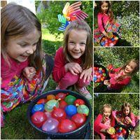 Wholesale Child Toy Balloon - Super Water Balloon Frozen Magic Balloons Amazing children bomb Balloons Fill 100 balloons Per Minute Summer Toys