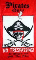 Wholesale Jolly Roger Flag Skull - Pirate Flag 3X5 ft custom Skull and Cross Crossbones Jolly Roger FP9