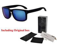 sport sonnenbrille für männer großhandel-9102 reiten sonnenbrille männer frauen markendesigner v46 sonnenbrille uv400 sport sonnenbrille herren sonnenbrille oculos de sol mit kleinkasten
