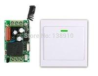 Wholesale digital wireless control switch - Wholesale- New digital Remote Control Switch AC220V Receiver Wall Transmitter Wireless Power Switch 315MHZ Radio Controlled Switch Relay