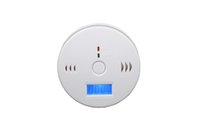 Wholesale Home Security Indepedent LCD Digital Carbon Monoxide Detector CO gas Sensor Alarm accurate digital display Voice prompt