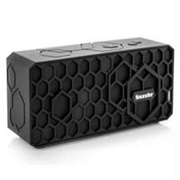 Wholesale Amplifier Ch - honeycomb design desktop speaker reproductor bluetooth 2.1 ch dual amplifier APT-X hifi noise reduction microphone with aux input