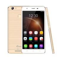 Wholesale A6 Smartphone - Wholesale 4G LTE Smartphone 5.5 Inch Android 6.0 Quad Core 2GB RAM 16GB ROM 3000mAh Fingerprint 13mp Camera Gretel A6