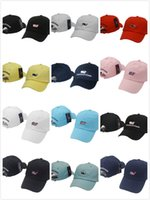 Wholesale Performance Logos - NWT 2017Vineyard Vines Logo Front Whale Performance Baseball Hat Men & Women Golf   Baseball Golf Cap Hat