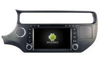"""Wholesale Dvd Player For Kia Rio - 8"""" Quad core Android Car DVD Player with 3g wifi BT GPS Car Audio Radio Stereo USB SD,CAR PC,support DVR OBD2 fit for KIA RIO 2015"""