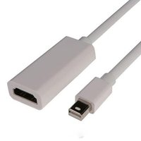 Mini DisplayPort DP al cavo adattatore HDMI Mini Display Port Thunderbolt per Apple Mac MacBook Pro Air 200pcs
