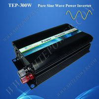 Wholesale Solar Wind Hybrid System - 300w wind or solar hybrid system off grid DC AC 12 volt 220 volt inverter pure sine wave
