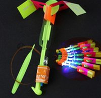 Led Amazing Helicopter for sale - wholesale DHL 2000pcs led arrow led helicopter flashing arrow amazing flying arrow helicopter #AGH4