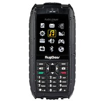 Wholesale RugGear RG128 RugGear Mariner floatable phone Black