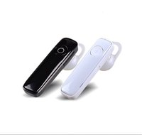 Wholesale M165 Hot Wireless Stereo Bluetooth Headset Earphone mini wireless bluetooth handfree universal for all phone