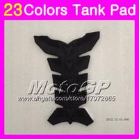 Discount 1991 yamaha - 23Colors 3D Carbon Fiber Gas Tank Pad Protector For YAMAHA FZR250R 90 91 92 FZR250 R FZR 250 R FZR 250R 1990 1991 1992 3D Tank Cap Sticker