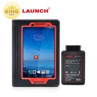 Wholesale Hyundai Tablet Inch - 2017 New version Launch X431 V Wifi Bluetooth 8 inch Tablet Full System Diagnostic Tool x-431 v 100% original DHL free