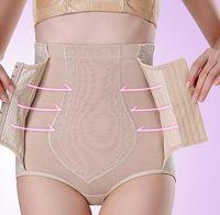 Wholesale tummy tuck body shaper - 1pcs new design Women High Waist Tummy Control Body Shaper Briefs Slimming LOW Pants Knickers Trimmer Tuck