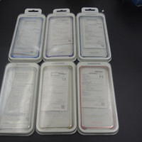 Wholesale Gold Plated Wallet - High quality 1:1 Transparent Plating clear Hard PC phone case cover for Samsung galaxy S6 edge plus S7 edge S8 plus Electroplated cases