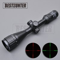 Wholesale Illuminated Hunting Rifle Scopes - 2017 Carl Zeiss 3-9X40 Riflescope White Letters Rifle Scope Optics Hunting Tactical Gun Accessories Illuminated hunting shotting Riflescope