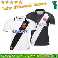 Wholesale 2017 best quality Brazil Vasco Dagama Football Club shirt home home Vasco da Gama men s shirt