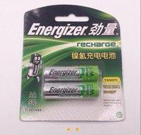 Wholesale Nimh Rechargeable Recharge Battery - Energizer Recharge Basic Charger with 2 AA NiMH Rechargeable Batteries