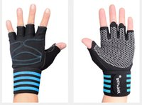 Wholesale Wrist Machine - The pressurized wrist fitness glove exercises the power dumbbell machine to train protect the flat bar