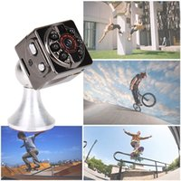 Full HD 1080P Mini Sport Action DV Kamera Auto DVR Dash Cam Camcorder Videorecorder 12MP SQ9
